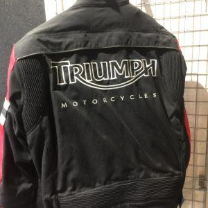 Giacca Moto Triumph Retrò Racer